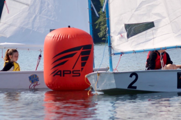 Learn to race a sail boat